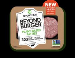 Plant Based Patties, Beyond Burger