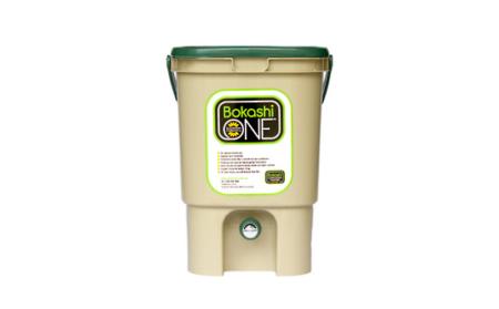 Bokashi Bin Single-Tan-Bucket.1
