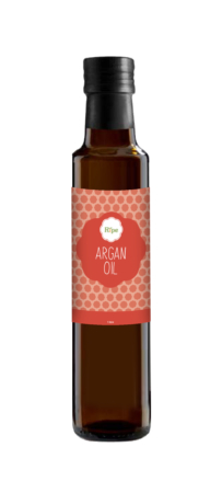 argan oil, ripe