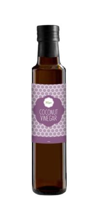 coconut vinegar, ripe