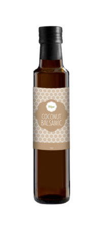 coconut balsamic, ripe