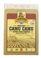 LONDON SUPERFOODS CAMU CAMU POWDER 100G