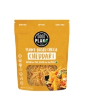 GOOD PLANET FOODS CHEDDAR SHREDDED 200G