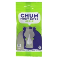 CHUM APPLE FRUIT BITES 20G