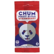 CHUM STRAWBERRY FRUIT BITES 20G