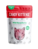 CANDY KITTENS WILD STRAWBERRY 125G