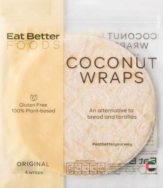EAT BETTER FOODS COCONUT WRAP ORIGINAL