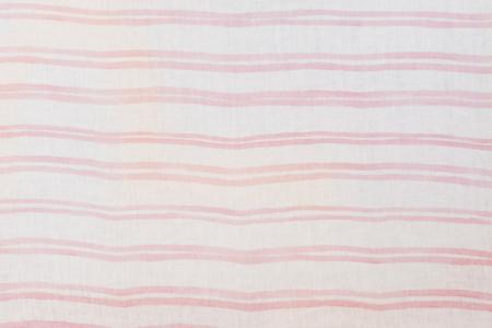Campania Double Pink Stripe Napkins