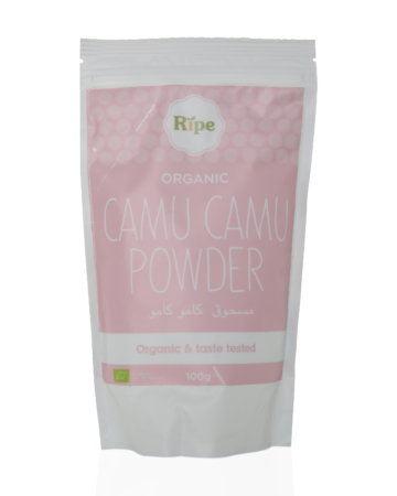 Camu Camu Powder, Ripe