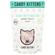 Sharing Bag Sour Watermelon, Candy Kittens 108g