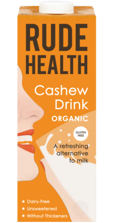 Cashew Drink, Rude Health