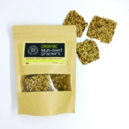 Organic Multiseed Cracker, Chilly Date