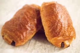 Chocolate Butter Croissant 70g X 2pcs