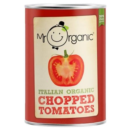 Chopped Tomato, Mr. Organic