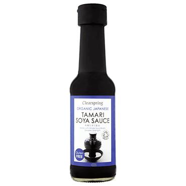 Clearspring Japanese Tamari Soya Sauce