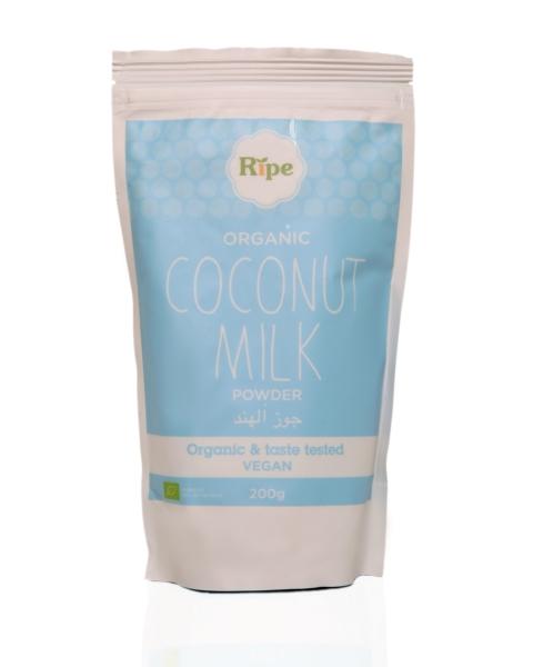 Coconut Milk, Ripe