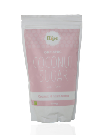 Coconut sugar, Ripe