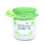 SOW FRESH COLD PRESSED ORGANIC COCONUT OIL 500ML