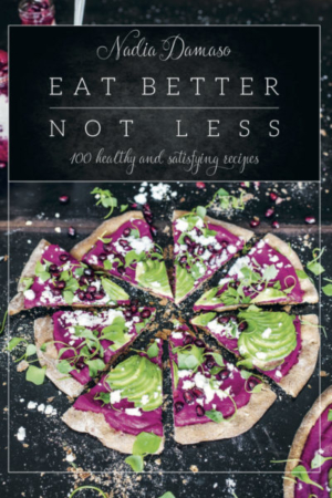 Cookbook Eat Better Not Less