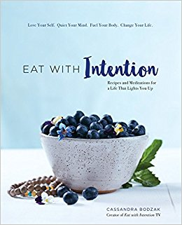 Cookbook Eat With Intention
