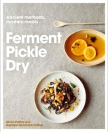 Ferment Pickle Dry cookbook, Simon Poffley