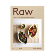 Raw: Recipes for a modern vegetarian lifestyle, Solla Eiriksdottir