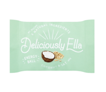 Coconut & Oat Energy Ball, Deliciously Ella