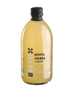 DETO ORGANIC WHITE GRAPE VINEGAR 500ML
