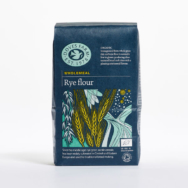 Organic Wholegrain Rye Flour,Doves