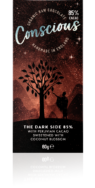 Darkside 85% Raw Bar, Conscious