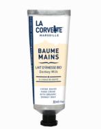 Organic Donkey Milk Hand Cream, La Corvette Marseille