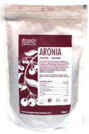 Organic Aronia Powder, Dragon Superfoods