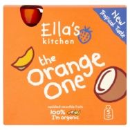 ELLAS ORANGE ONE SMOOTHIE 5X90G