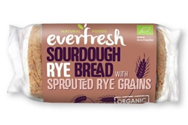 EVERFRESH SOURDOUGH RYE 400G