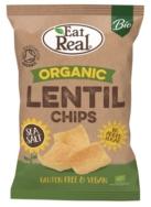 EAT REAL LENTIL SEA SALT 100G