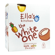 The White One Smoothie, Ellas Kitchen