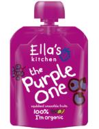 The Purple One Smoothie 90g, Ellas Kitchen