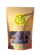 Organic Flaxseeds Cracker, Chilly Date