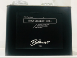 Floor Cleanser Refill Can, The Botanist