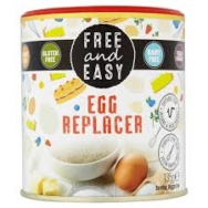 Egg Replacer, Free & Easy