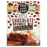 Brownie Mix, Free and Easy