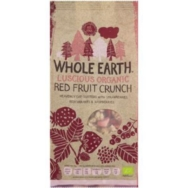 Red Fruit Crunch, Whole Earth