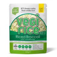 Cauli Rice With Broccoli