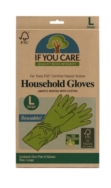 IF YOU CARE HOUSEHOLD GLOVES SIZE L