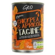 Chickpea Apricot Tagine, Geo Organic