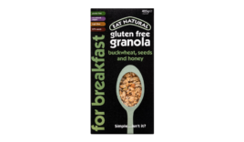 Gluten Free Granola, Eat Natural