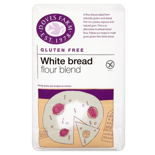 Gluten Free White Bread Flour, Doves Farm