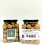 Olives In Brine, Dima Green