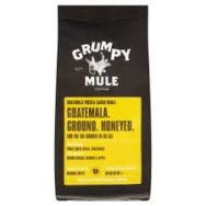 GRUMPY MULE ORGANIC GUATEMALA GROUND COFFEE 227G
