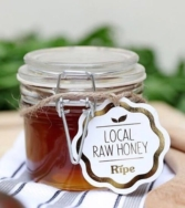 Ripe Honey UAE Flower 200g Clip Jar